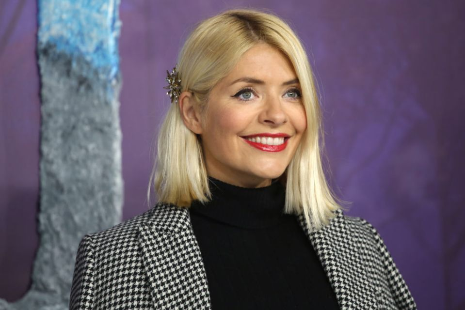Bitcoini kasum Holly Willoughby